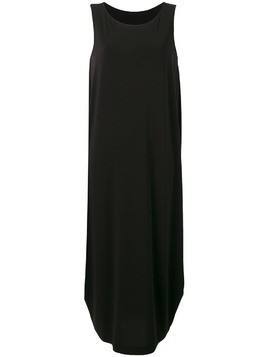 Issey Miyake sleeveless maxi dress - Black