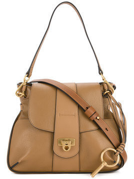 Chloé Lexa shoulder bag - Brown