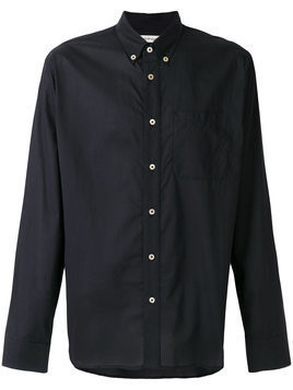 A Kind Of Guise chest pocket shirt - Black