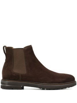 Henderson Baracco pinner ankle boots - Brown