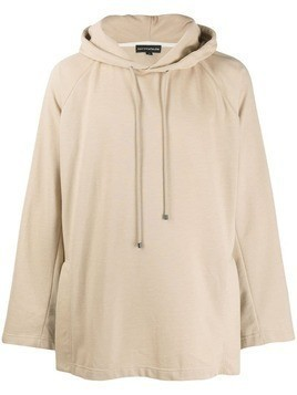 David Catalan oversized hoodie - NEUTRALS