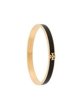 Tory Burch logo bangle - Black