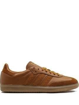 adidas samba of ft sneakers - Brown