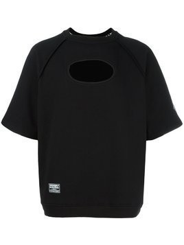 KTZ Inside Out Raglan T-shirt - Black