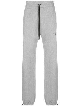 Amiri Dagger track pants - HEATHER GREY