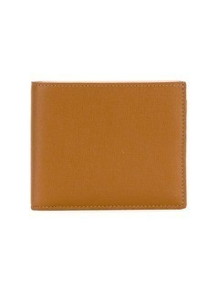 Common Projects two tone wallet - Brown