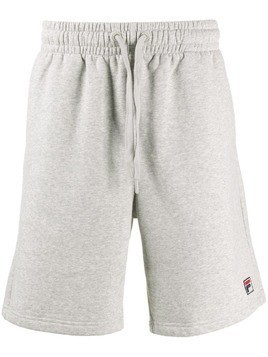 Fila logo detail shorts - Grey