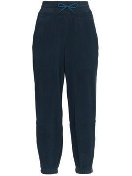 LNDR side stripe sweatpants - Blue