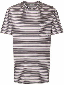 Lanvin striped T-shirt - Multicolour