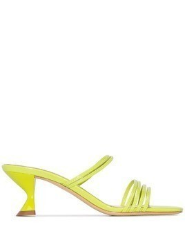 Kalda Simon 45mm strappy sandals - Green