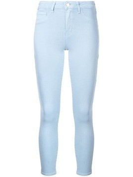 L'agence mid rise skinny jeans - Blue