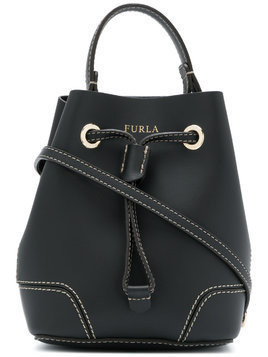 Furla mini Stacy bag - Black