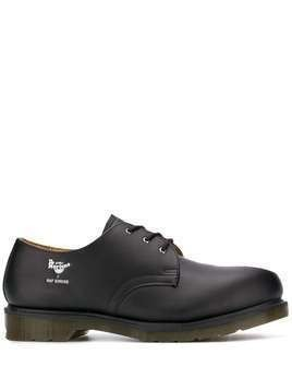 Dr. Martens x Raf Simons Derby shoes - Black