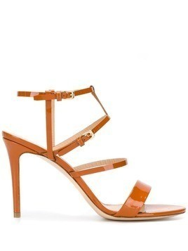 Deimille strappy design sandals - Orange