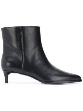 3.1 Phillip Lim kitten heel ankle boots - Black