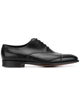 John Lobb classic Oxford shoes - Black