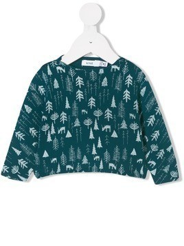 Knot Kornsno forest knitted sweater - Green