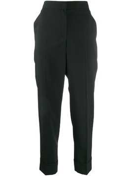 Escada Sport cropped trousers - Black