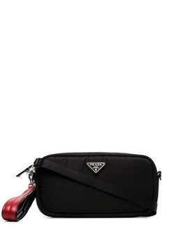 Prada small cross-body bag - Black