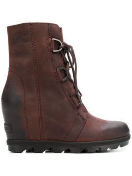 Sorel ankle lace-up boots - Brown