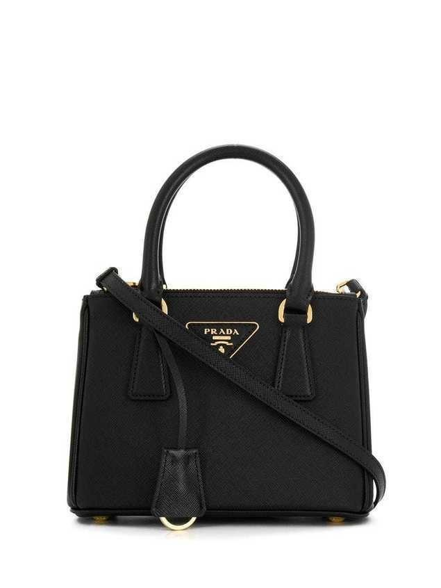 Prada Galleria mini bag - Black