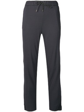 Fabiana Filippi tapered trousers - Grey