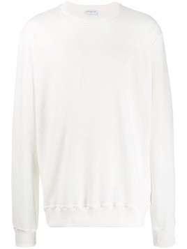 Ih Nom Uh Nit graphic print sweatshirt - White