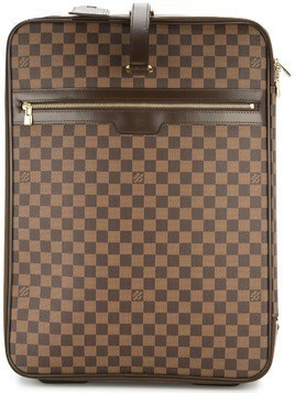 Louis Vuitton Pre-Owned Pegase 50 travel carry hand bag - Brown