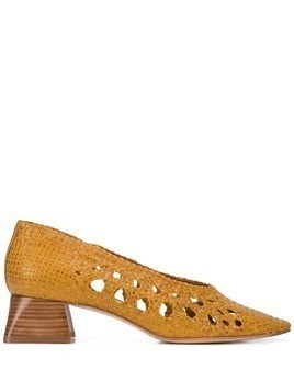 Miista Marina pumps - Yellow