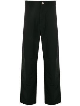Carhartt WIP x Pop Trading Co wide-leg trousers - Black