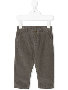 Knot basic corduroy trousers - Grey