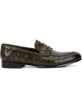 Raparo formal loafers - Green