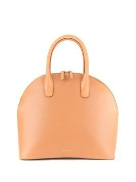 Mansur Gavriel rounded shape tote - Brown