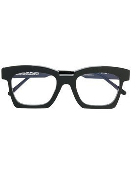 Kuboraum oversized glasses - Black