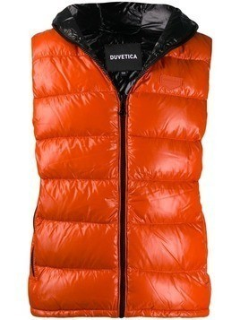 Duvetica Dhube padded jacket - Red