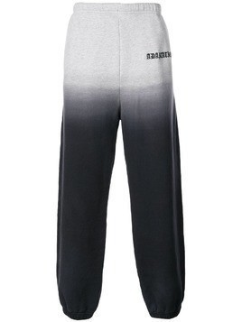 Adaptation colour block track pants - Grey