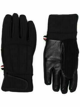 Fusalp Glacier W panelled gloves - Black