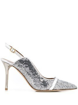 Malone Souliers Marion pumps - Silver