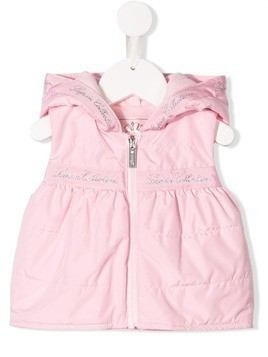 Lapin House branded waistcoat - Pink