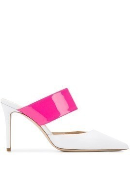 Deimille Lybra pumps - White