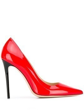 Deimille Selene pumps - Red