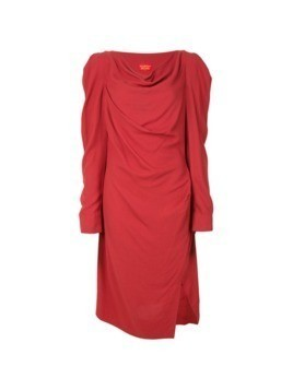Vivienne Westwood Vintage Red Label draped dress
