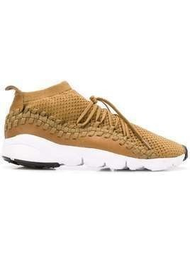 Nike Air Footscape woven sneakers - Brown