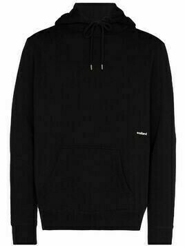 Soulland Wallace hooded sweatshirt - Black