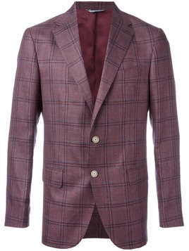 Fashion Clinic Timeless single-breasted blazer - PINK