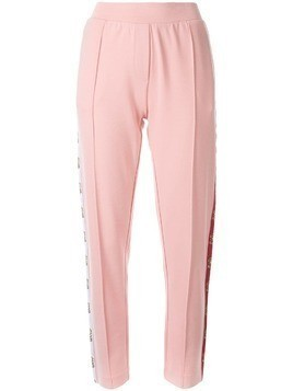 Zoe Karssen elasticated waistband trousers - Pink