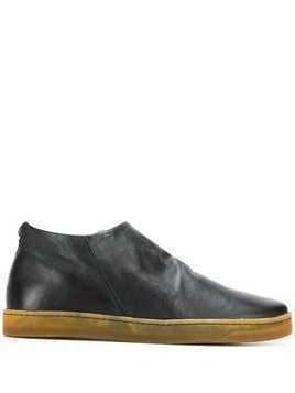 Fiorentini + Baker worn-look ankle boots - Black