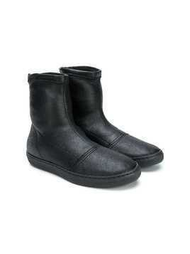 2 Star Kids TEEN slip-on ankle boots - Black