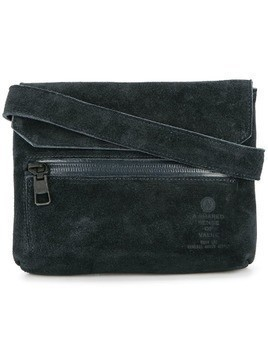 As2ov flap shoulder bag - Blue