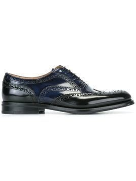 Church's degradé brogues - Black